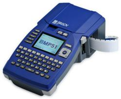 The Brady BMP51 Label Maker