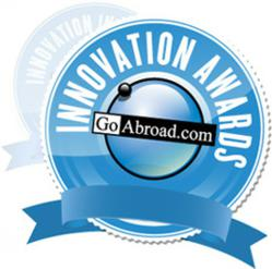 GoAbroad Innovation Awards Logo