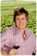 """Diane Wilson was presented with the prestigious honors of """"Best of Show and """"Best Wine by a Woman Winemaker"""