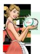 Miss Dottie - delivering e-Mints