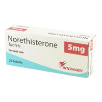 Is norethisterone 5mg a contraceptive