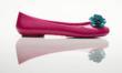 Priscilla Ballet Flat