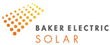 Baker Electric Solar Logo