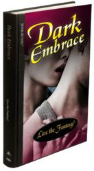 Dark Embrace - personalized vampire romance novel from RomanceByYou.com