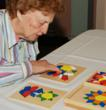 Puzzles and activities for Alzheimer's