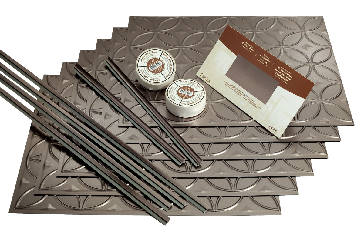 Kitchen Backsplash Kits diy backsplash kit