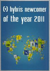 Ecommerce Accelerator Presented with 2011 New Partner of the Year Award and named hybris Gold Partner