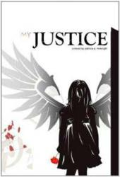 Patricia McKnight, My Justice, Novels, Books, Domestic Violence, Hope, New books, Peter Thomas Senese