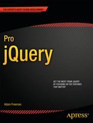 Pro jQuery