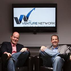Michael D Butler Sr. & Nathan R Mitchell Co-Founders of The Venture Network, Tulsa OK Referral Networking social media network for business