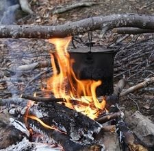 Survival Cooking AbsoluteRights.com
