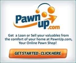 PawnUp.com Pawn shop - Cash Bonuses For Everyone