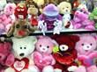 Valentine's Day Stuffed Animals