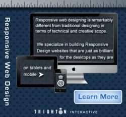 Trighton Interactive - Responsive Design