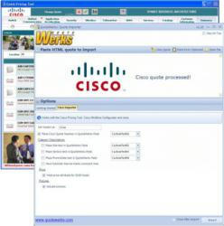 QuoteWerks Integrates with Cisco QPT Quotes
