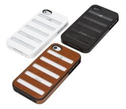 Dash Case Black White Brown for iPhone 4S/4
