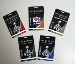 BIG Name Cards for NFL