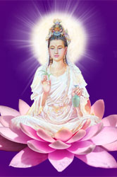 Kwan Yin Magnified Healing ascension shift consciousness oneness Miami