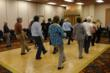 A line dance class drew a big turnout during BransonFest Out West at the CasaBlanca Resort.