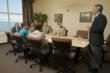 The Cliff House Resort & Spa in Maine features oceanview conference rooms.