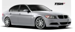 TSW Alloy Wheels - BMW with Mugello Wheels