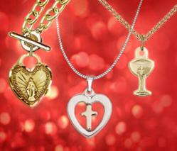 Discount Catholic Products Valentine's Day gift