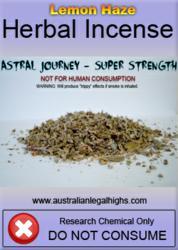 Lemon Haze Herbal Incense
