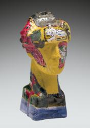 Erwin Eisch - Self-Portrait