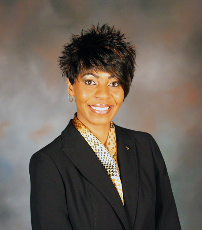 Business Banking Relationship Manager Felicia Lewis