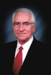 Publisher Tom Jackson of The Shepherd's Guide Brevard County