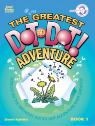 Greatest Dot-to-Dot Adventure: Book 1 releasing Spring 2012