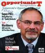 Opportunist Magazine - Michael Rozbruch Cover Story