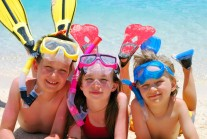 Snorkeling in Destin is a Great Group Activity