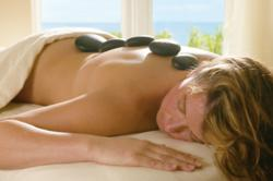 The Cliff House Resort & Spa in Maine uses indigenous spa ingredients like stones from nearby Bald Head Cliff.