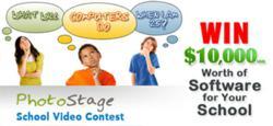 K-12 School PhotoStage Video Contest