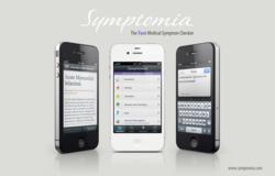 Symptomia app promotion image