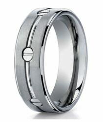 Men's Benchmark Titanium Ring