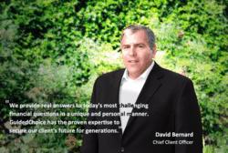 Photo - David Bernard, Chief Client Officer, GuidedChoice