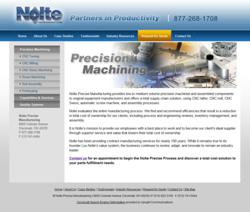 Nolte Precise Manufacturing