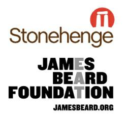 James Beard Foundation and Stonehenge NYC team up for ongonig food events in NYC