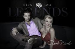 Anna Nicole Smith for Stone Rose