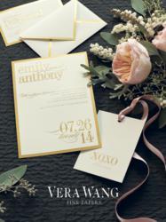 Wedding, Invitations, Paper, Bride, bridal, wedding invitations, Vera Wang