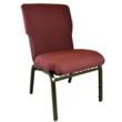 Burgundy discount church chair from Classroom Essentials Online.