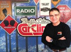 Automotive Expert &amp; Car-Talk Host Bobby Likis in the Car Clinic Studio