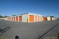 Olympia Steel Buildings Mini-Storage Warehouse