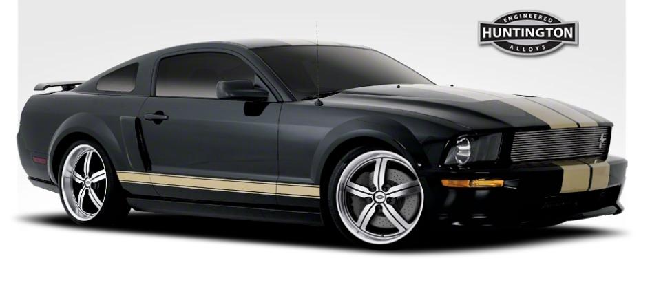 O Meara Ford >> Huntington Engineered Alloys Introduces Performance Wheels ...