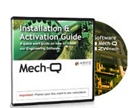 Mech-Q Engineering Bundle - Software Suite for Mechanical Engineering