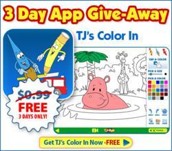 educational app | ipad app | TJ & Pals