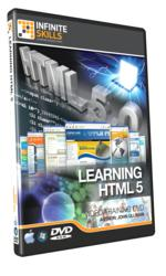 HTML 5 Training DVD