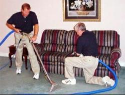 Atlanta carpet cleaning example